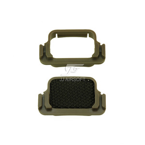 Image 5 - JJ Airsoft Killflash Kill Flash Protector Cover for EOTECH Red Dot Sights 551 552 553 518 558 512 552 XPS2 EXPS2 XPS3 EXPS3