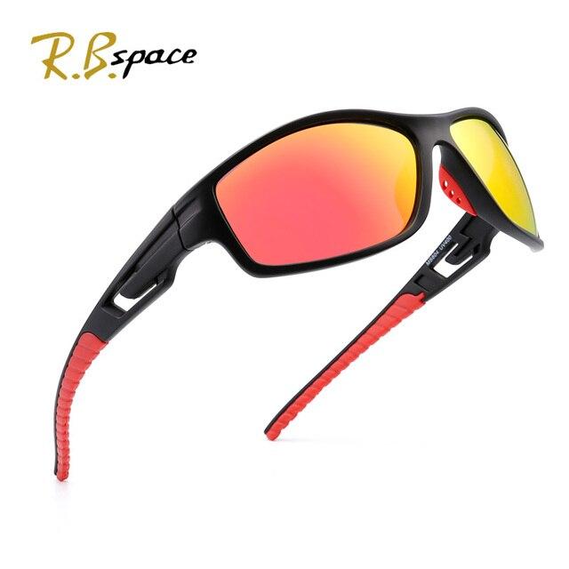 6d7b3240a8 RBspace de moda, diseñador de marca, gafas de sol polarizadas de lujo  hombre vintage