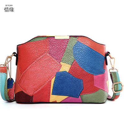 XIYUAN BRAND women 2017 Spring Summer Fashion Crossbody Bags Single Shoulder Bags Ladies PU Leather messenger bags New Sac Femme dizhige brand lock women messenger bags flap crossbody bags women high quality pu leather shoulder bag ladies new sac femme 2017