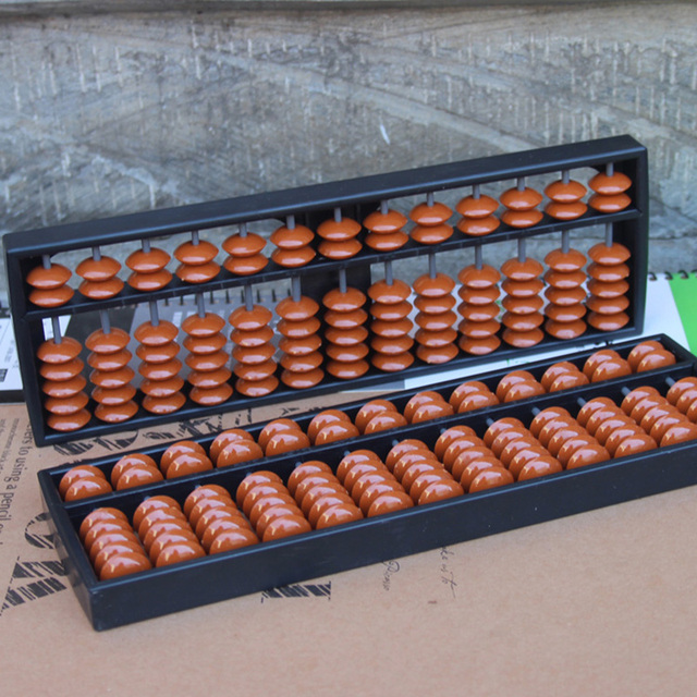 Chinese Abacus Arithmetic Soroban 13 Digits Kids Math toys Calculating Tool Chinese abacus toy soroban japanese abacus soroban