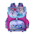 New Kids EVA Waterproof Orthopedic Butterfly Cartoon Schoolbags, Girl Student School Bags, Primary Children Backpack Cat Mochila