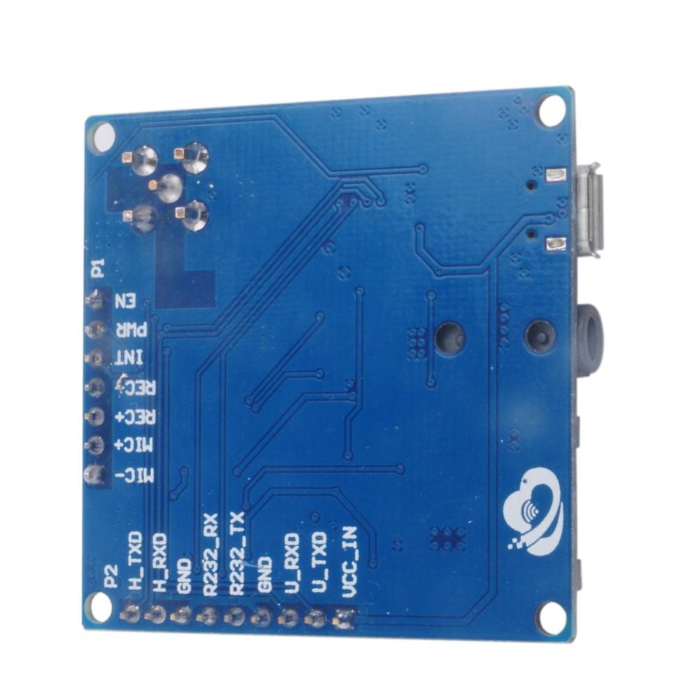 DIYmall A6 GPRS GSM GPRS Module Pro Serial Core Quad-band DIY Developemnt Board Replace SIM900 ESP8266 5mA 115200bps FZ2615 (2)