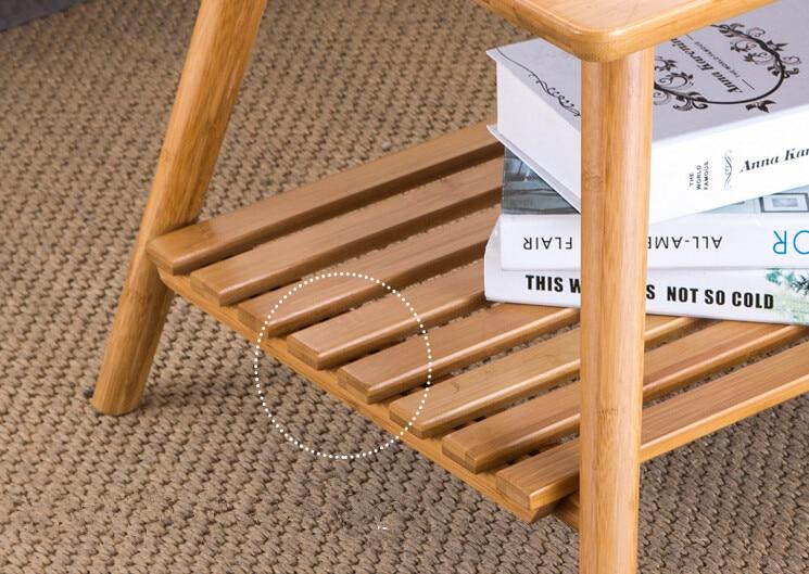Natural Living Meubelen : Modern bamboo table legs foldable natural finish living room bamboo