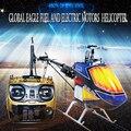 2016 Gleagle 480N combustible para helicópteros RTF RC helicóptero Nitro GAS 3D truco ( 9 CHannal RC / DFC / 15 motor / 60A ESC / cuerpo de fibra de carbono )