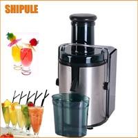SHIPULE industrial nutritional fruit juicer blender extractor machine electric slow juicer extractor
