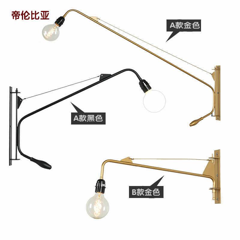 Современный светодиодный настенный светильник простой прикроватный настенный светильник с диммерным выключателем хромированный гибкий настенный светильник для чтения освещение в помещении