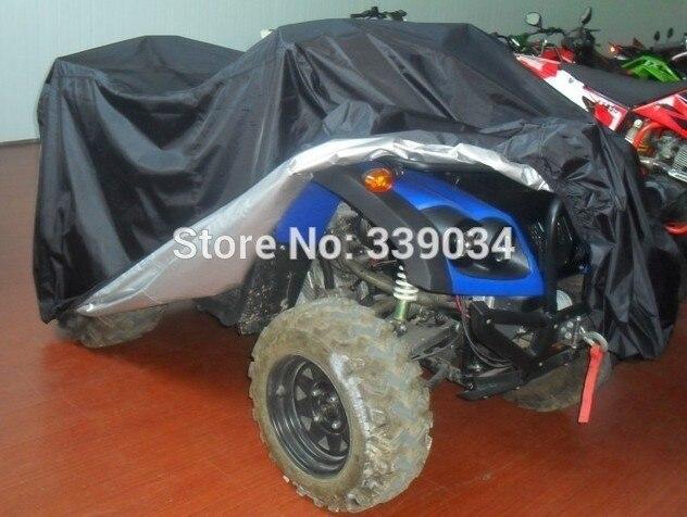 210x120x115cm 190T Quad Bikes ATV Motorcycle Waterproof Cover Dust WaterProof Fit For Honda Suzuki Yamaha Kawasaki