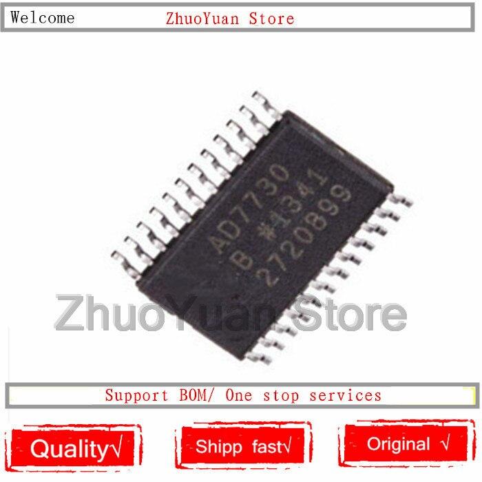 1PCS/lot AD7730BRUZ AD7730 TSSOP24 AD7730BRU New Original IC Chip