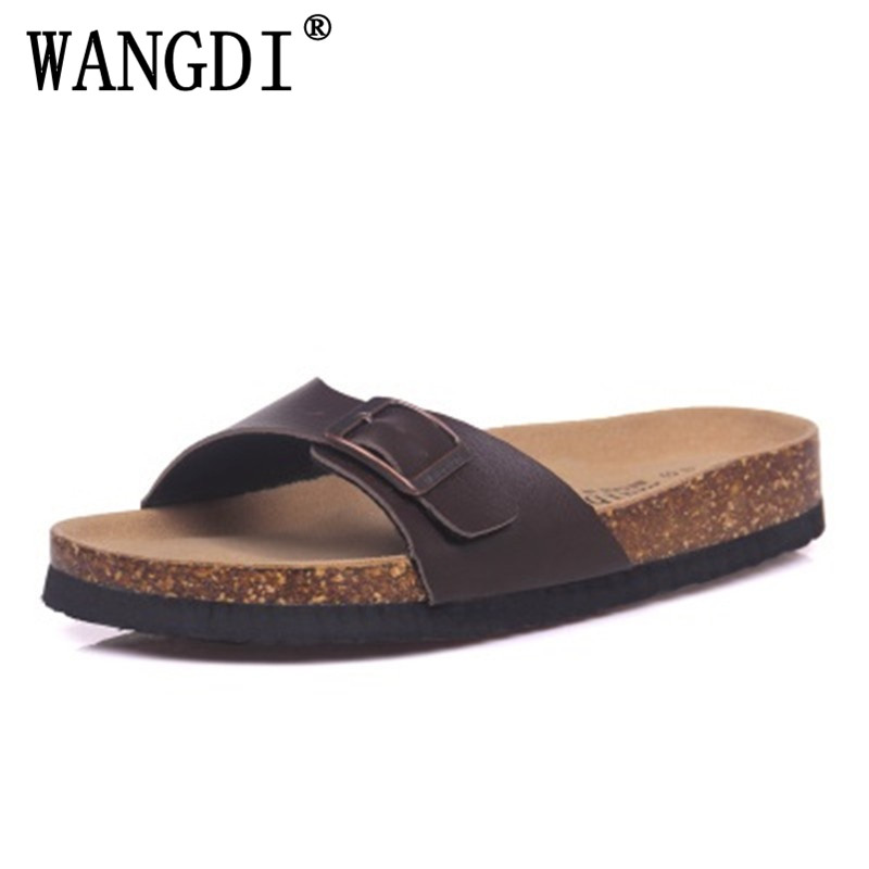 Women Sandals Cork Shoes Girls Slippers Summer Sandals Flip Flops Zapatos Mujer Sandalias Femininas Mix Color Plus Size 35-43 summer flat sandals ladies jelly bohemia beach flip flops shoes gladiator women shoes sandles platform zapatos mujer sandalias