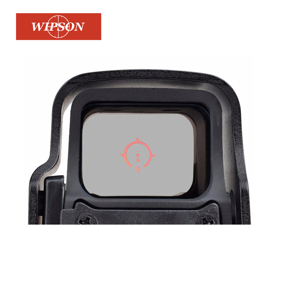 WIPSON Tactical Optical Sights Riflescope XPS 3-2 Holographic Red Green Dot Scope Sight with QD Mount wipson tactical optical sights riflescope xps 3 2 holographic red green dot scope sight with qd mount