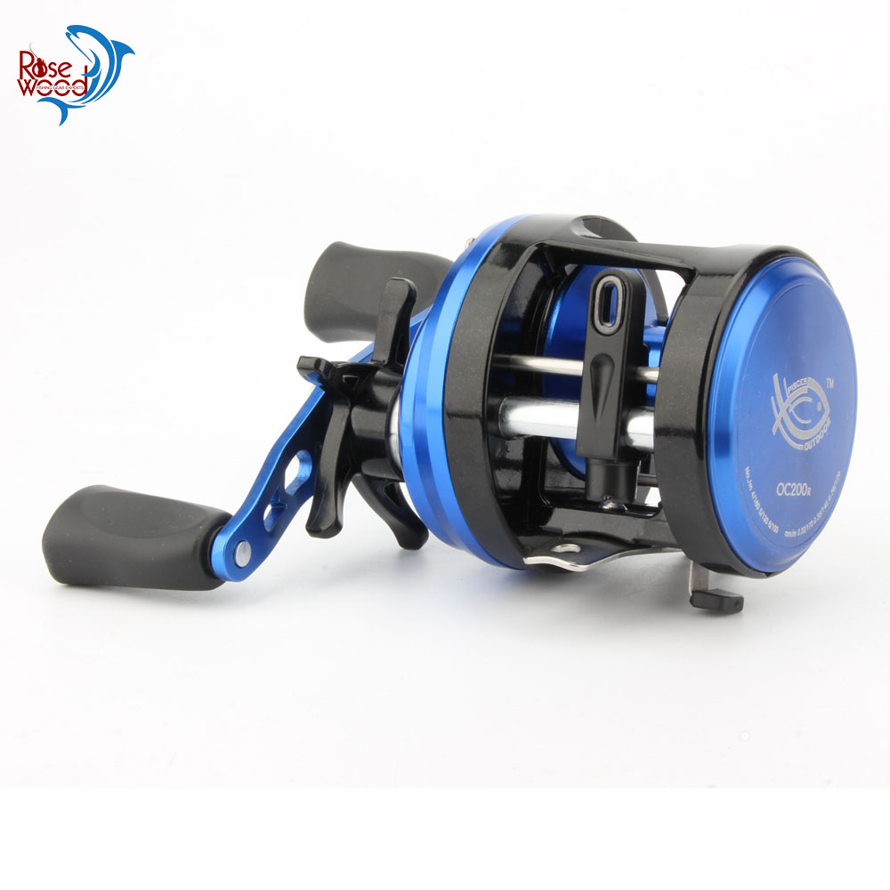 Rosewood 5 0 1 4 7 1 fishing reel left right hand 7 1bb for Left handed fishing reels