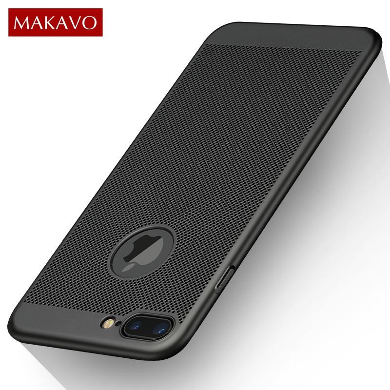 För Apple iPhone 5s SE 5 6 6s 7 Plus Väska 360 Matt hårt - Reservdelar och tillbehör för mobiltelefoner - Foto 2