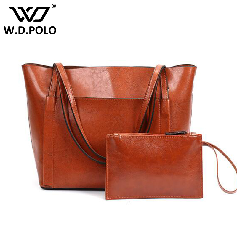 WDPOLO new Leather Handbags Big Women Bag High Quality Casual Female Bags Trunk Tote Brand Shoulder Bag Ladies Large Bolsos C321 women canvas patchwork handbag high quality brand luxury ladies tote bags big casual shopping female shoulder bag bolsos mujer