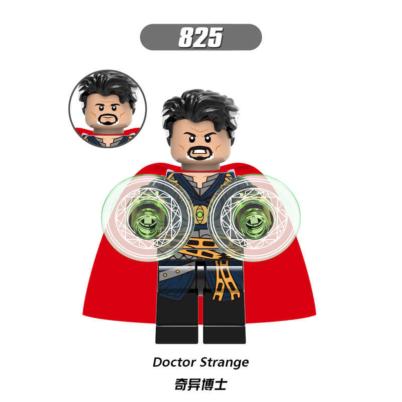 X0187 LegoINGly vengadores capitán Marvel Ant Super héroe El Hombre de Hierro araña grout supergigante Wasp bloques de construcción de juguete para niños