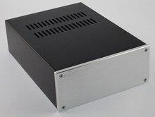 WA36 Aluminum enclosure Preamp chassis Amplifier case/box size 308*218*92MM