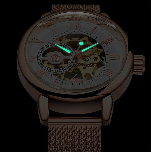 Night Glow Automatic Watch 3