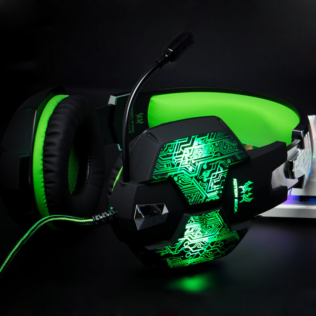 Gaming Headset 3.5mm with Microphone 1