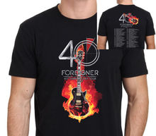 BUITENLANDER 40th Anniversary Tour 2017 T shirt Mannen twee kanten katoen casual gift tee VS Size S-3XL(China)