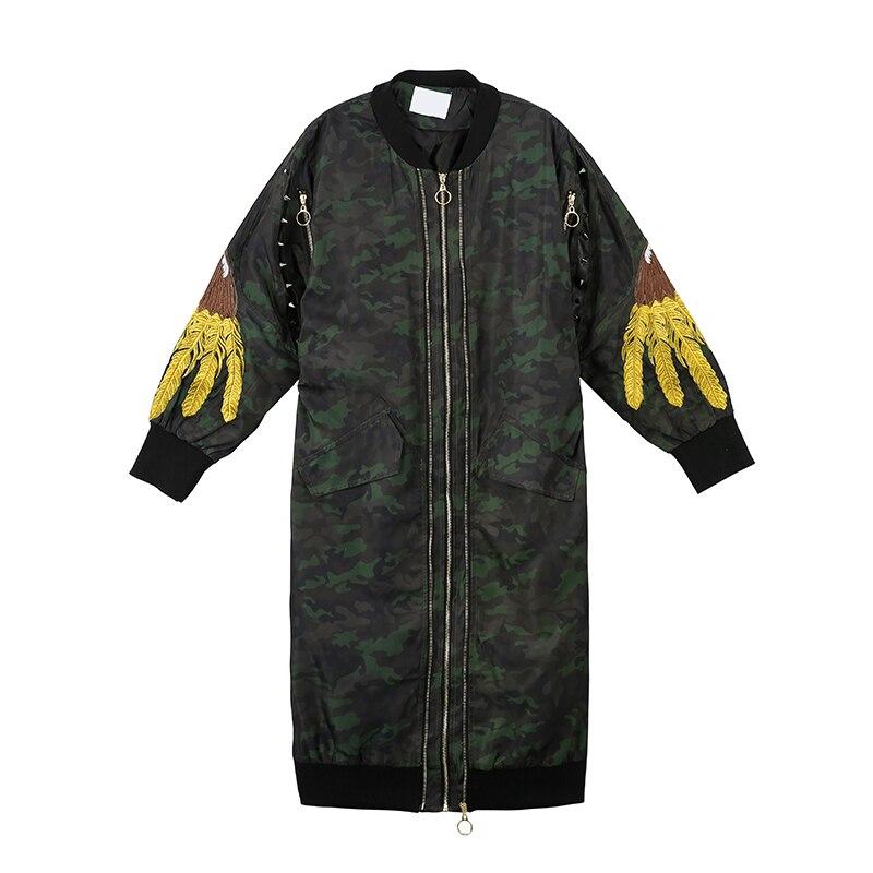 Mode Femmes Manteau Style Tranchée Longues Casual Nouvelles Livraison Noir Gratuite Manches Melinda 2016 Xf6tx8gfn