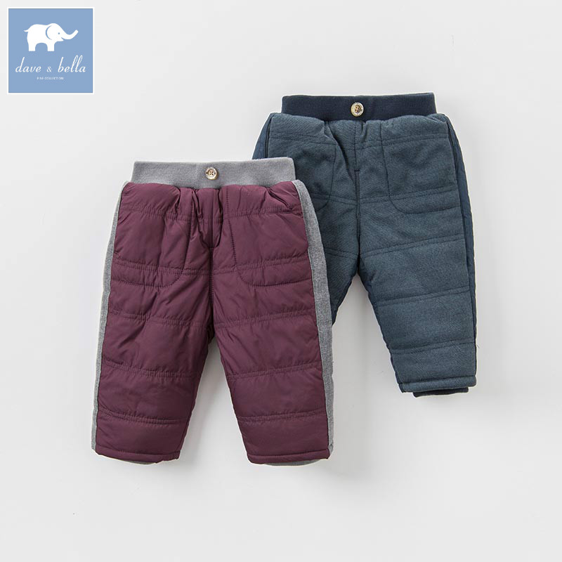 DB5616 dave bella winter baby boys full length kids fashion pink pants children trousers db5612 dave bella winter baby boys full length kids fashion plaid pants children trousers