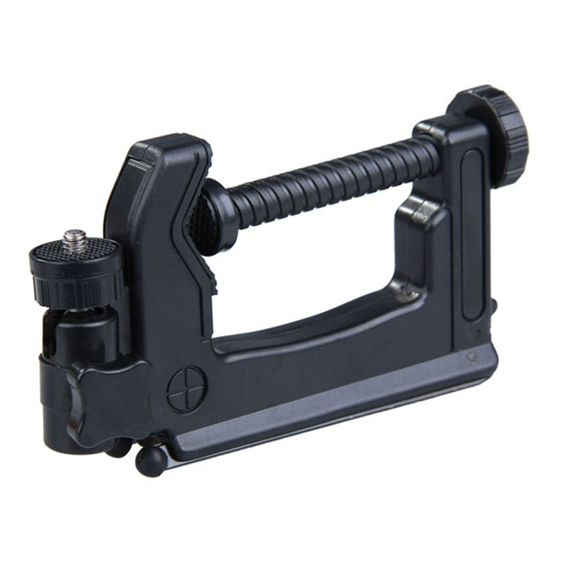 Mini Portable Camera Stand Camera Clamp Tripod 1 4 20 Screw Photograph Table Tripod Clamp Camera
