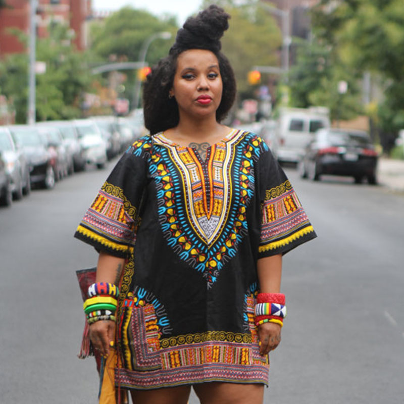 African Fashion ~ Tops summer african clothing tops for women batik wax Ankara print pure cotton fashion back hollow out long sleeve top shirt Simple African print T shirt - I think I can work around that damn bobbin and make this Simple short with an African twist to it.