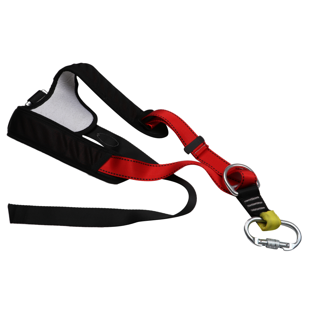 Outdoor Climbing Harness Safety Upper Body Climbing Harness for Rock Climbing Tree Rappelling Chest Harnesses for Outdoor