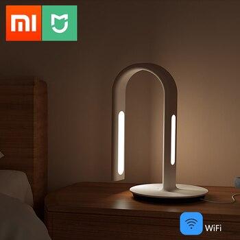 Xiaomi Mijia Philips Eyecare Smart Lamp Second generation Wifi Indoor LED Table Reading Light Anti eye strain Dimming Desk Light