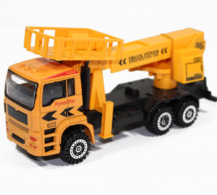 Best Construction Toys And Trucks For Kids : Classic truck toys pull back toy vehicles construction