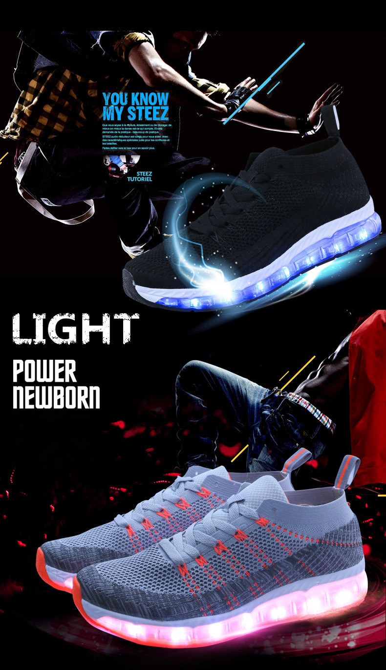 Led Sneakers FAST V1 1