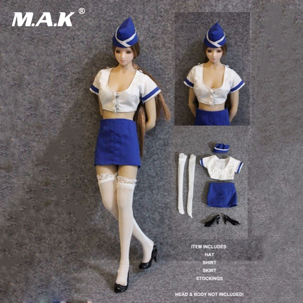 """Short Sleeves Grey 1//6 Office Lady Tight Short Skirt Dress Fit 12/"""" Action Figure"""