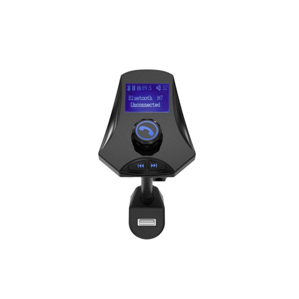 M7 Auto Bluetooth Drahtlose Freihändige Mp3 Musik-player Unterstützung U Festplatte/tf Karte Fm Modem Kit Dual Usb Ladegerät Spezieller Kauf