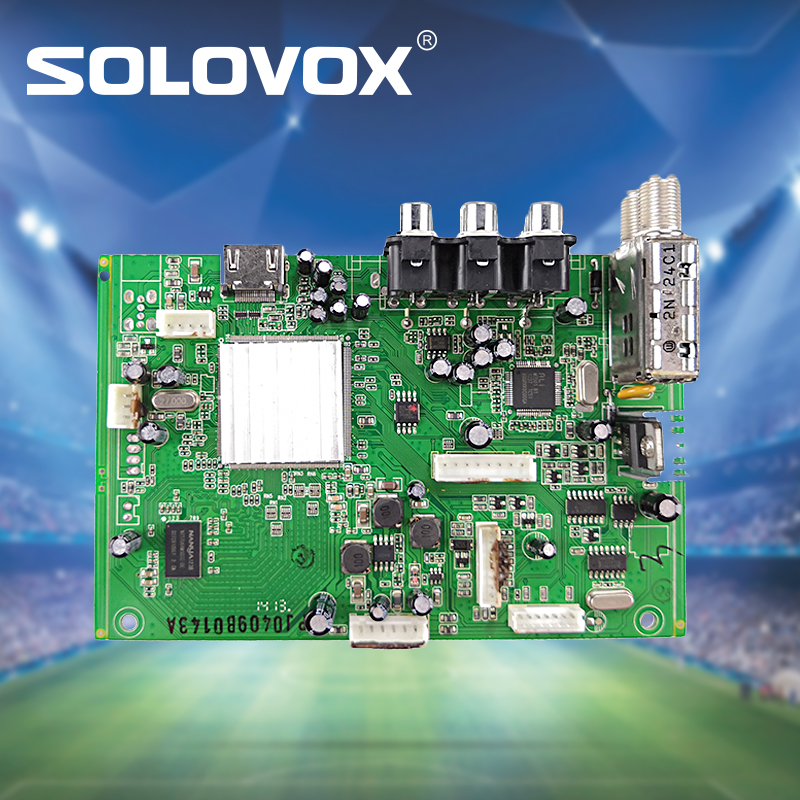SOLOVOX Applicable to SKYBOX F3 model replacement motherboard repair, SKYBOX F3 original motherboard PCBA