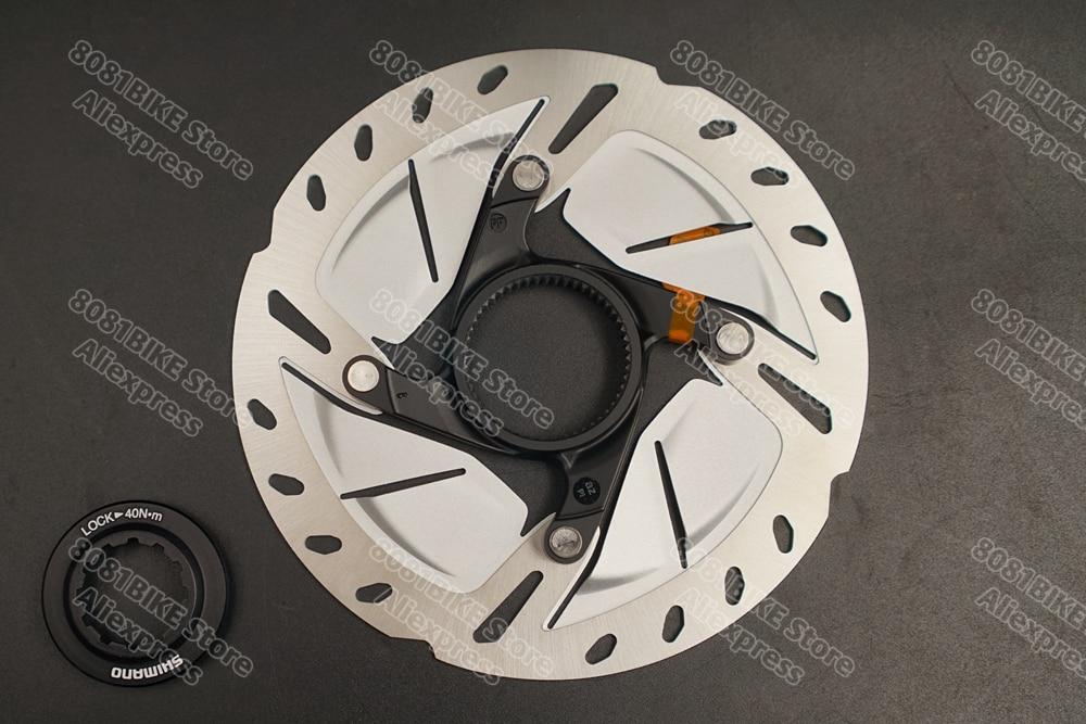 Shimano Road ULTEGRA SM-RT800 Ice-Tec Center Lock Disc Brake Rotor FREEZA 140mm