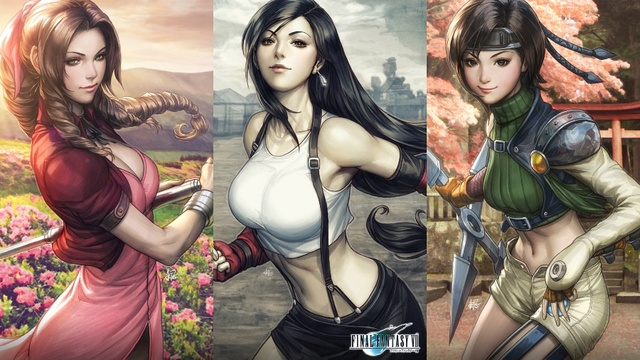 Final fantasy girls sexy have hit