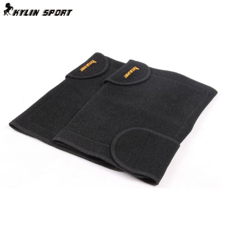 Heating knee Pad leggings thick warm long cold ride electric and magnetic permeability  Winter sports self-heating pads