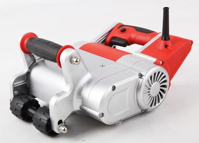 1100 Вт Электрический кирпичная стена chaser, бетон резак и ножа пол стена Groove Резка машины канавок строительство набор инструментов
