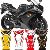 For Yamaha YZF R1 2007 2008 Motorcycle 3D Tank Pad Protective Cover Decals Stickers