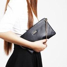 Emma yao echtem leder brieftasche weibliche mini frauen tasche mode frauen messenger bags