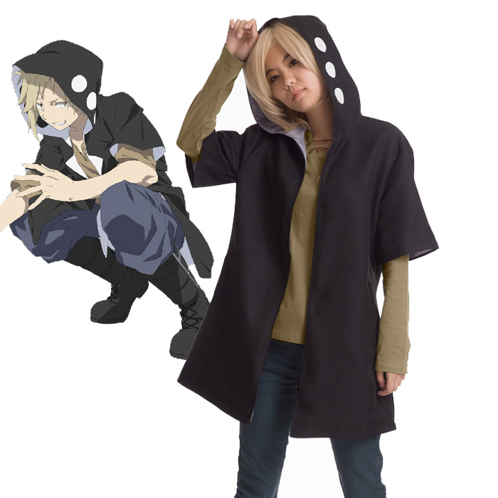 Kagerou Project Kano Syuya Cosplay Costume Cos Hoodies Long Sleeves Hoodies Free Shipping