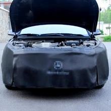 Защитная накладка для ремонта автомобиля, вымытая кожа, три предмета, ремонт автомобиля, кожа, защита крыла