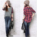 2016 Outono Mulheres Casual Camisa Blusa Plus Size Camisas Femininas Roupas Femininas Blusas Camisa Chiffon Clássico Tee Topo Alice