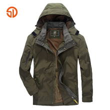 Fashion Military Jackets Bomber Men Brand Clothing Casual Classic Jackets And Coats Tactical Windbreaker Hoodie Men Coat