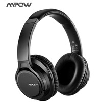Mpow H7 Wireless Wired Headphones Bluetooth Headset With Microphone For Tablet TV PC Mobile Phones With