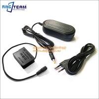 Power AC Adapter Kit DMW AC8 DMW DCC8 DMW BLC12 For Panasonic Lumix FZ1000 FZ300 FZ200
