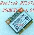 SSEA para Realtek RTL8723AE cartão metade Mini PCI-E cartão de 300 Mbps Wifi Bluetooth 4.0 Sem Fio