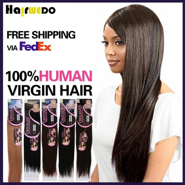 Big Brand Chocolate Hair 100 Unprocessed 7a Malaysian Virgin Hair