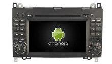 5.1.1 Android Áudio DO CARRO DVD player PARA MERCEDES-BENZ CLASSE B (W245) receptor de gps unidade de cabeça dispositivo Multimídia BT WI-FI