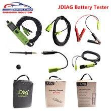 Последние JDiag BT100 Батареи Тестер Же Функция, YD208 PS100 BT100 PT150 VSP200 Электрическая Система Цепи Тестер Бесплатная Доставка