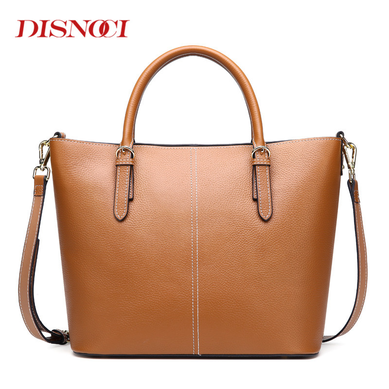 Retro Womens Leather Handbags Luxury Lady Cow Leather Hand Bags Women Messenger Bag Big Tote Shoulder Bucket BagRetro Womens Leather Handbags Luxury Lady Cow Leather Hand Bags Women Messenger Bag Big Tote Shoulder Bucket Bag